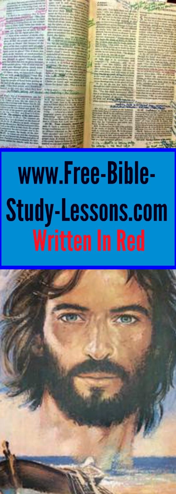 Are the words of Jesus, written in red in many Bibles, exact quotes and are they more important than the rest of Scripture?