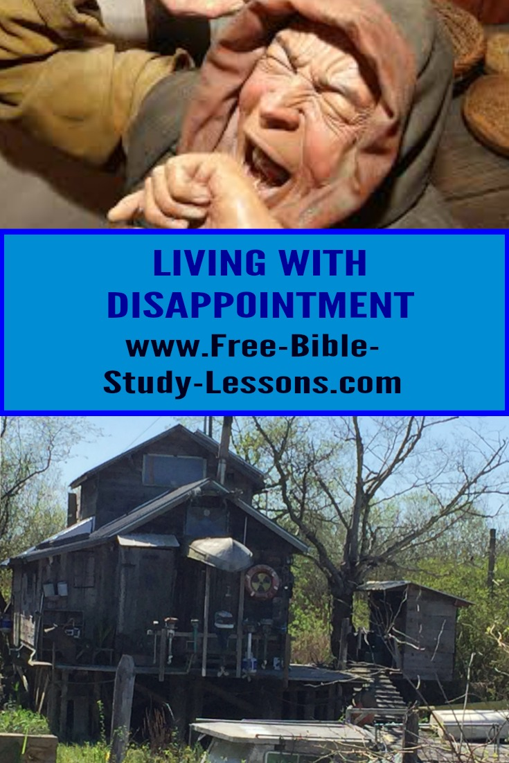 Sometimes things don't work out as we plan and we end up living with disappointment.  How did Sarah handle almost a lifetime of heartache? #biblicalwomen #sarah #disappointment #christianlife