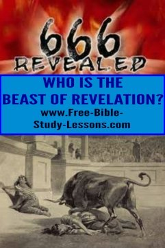 The Beast prowls through the Book of Revelation wreaking havoc.  Who is this Beast at war with the Lamb? #revelation #endtimes #bibleprophecy #beastofrevelation