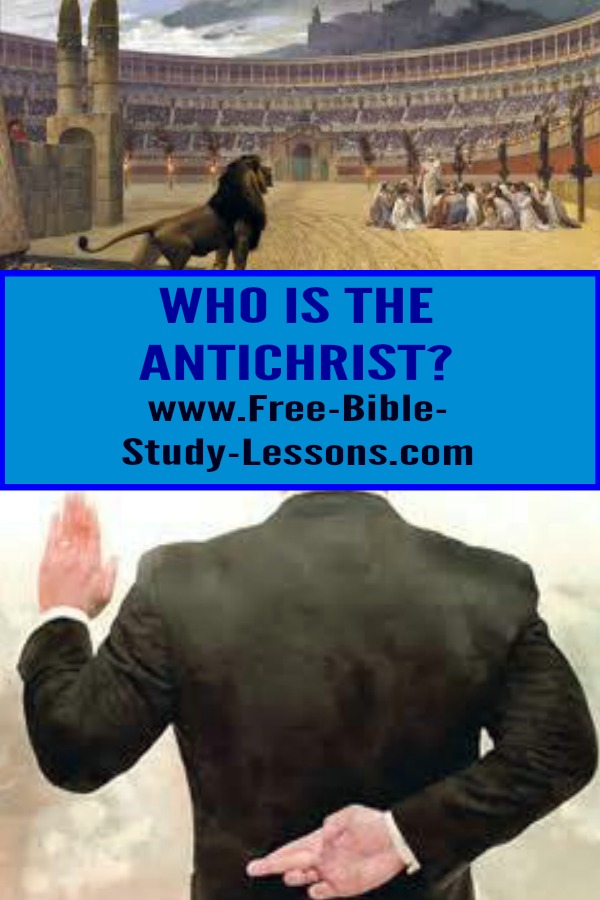Many people have been identified as the Antichrist over the last 1,500 years, but the Bible is very clear on the identity.