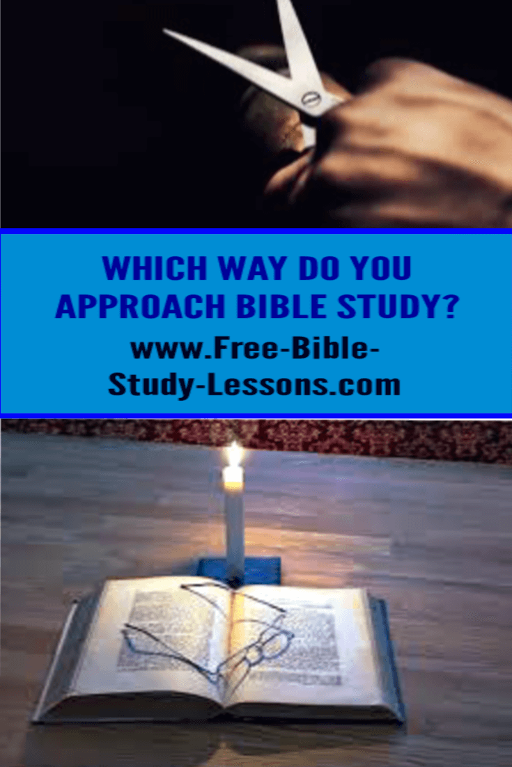 Enter the Bible Gateway of your understanding of Scripture with the right presupposition and you will find otherwise confusing verses making sense.
