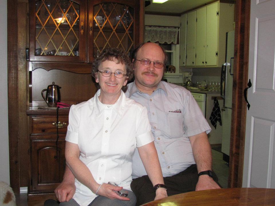Glenn and Diane Davis