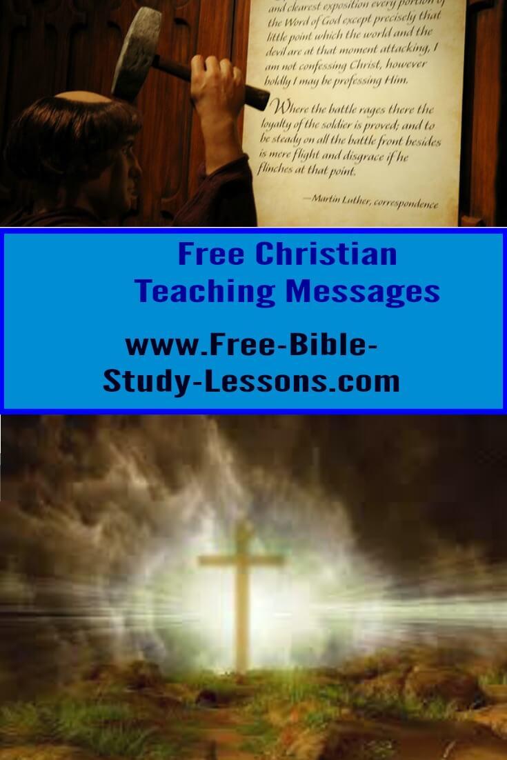Free Christian videos of life-inspiring sermons.