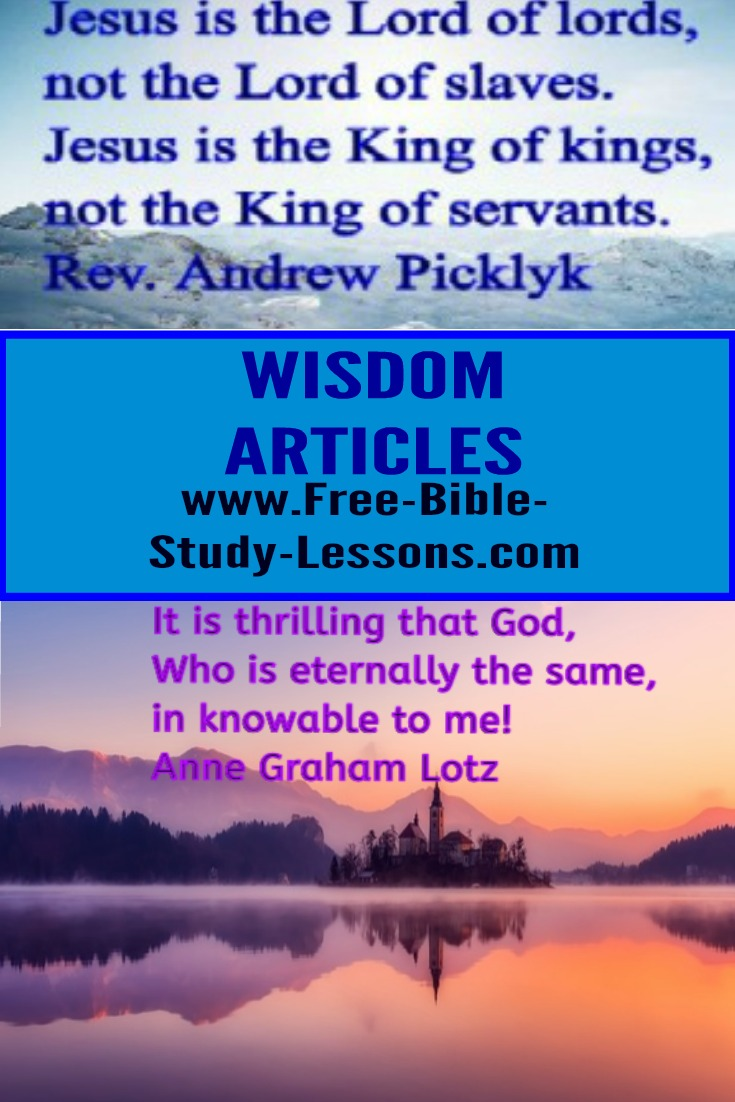 This page is excerpts from the writings of Godly men and women.  We can draw from their wisdom to build our lives. #christianlife #wisdom #christianity #bibleteaching
