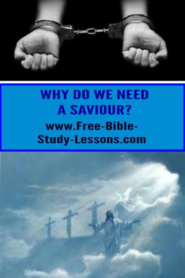 A look at why Jesus is Savior and what our response should be.