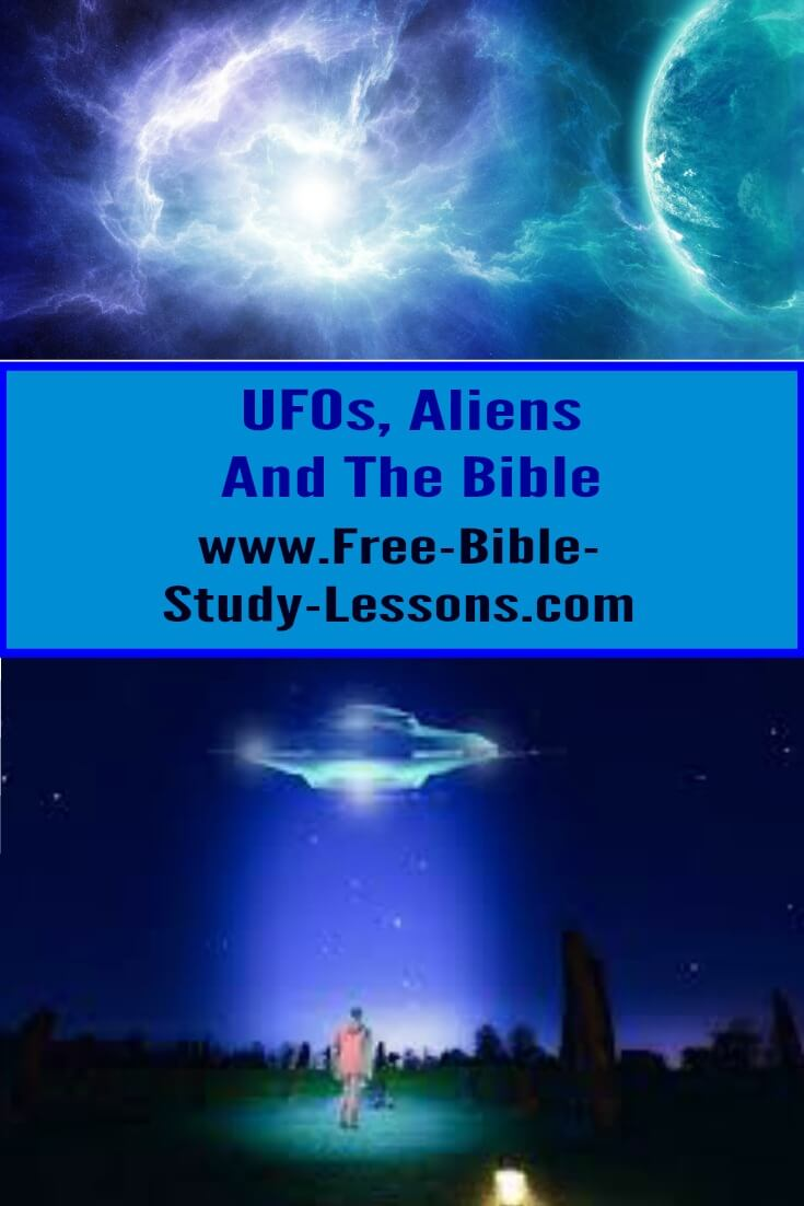 Do aliens and the Bible fit together or are they incompatible?