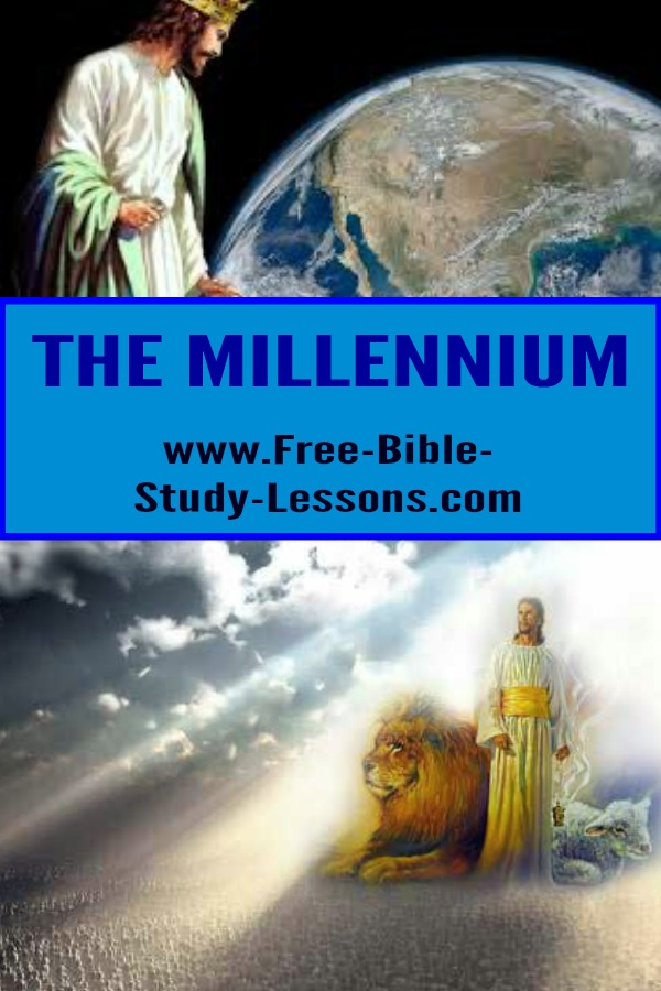 What is the millennium and is it literal or figurative?  Read on to find out.