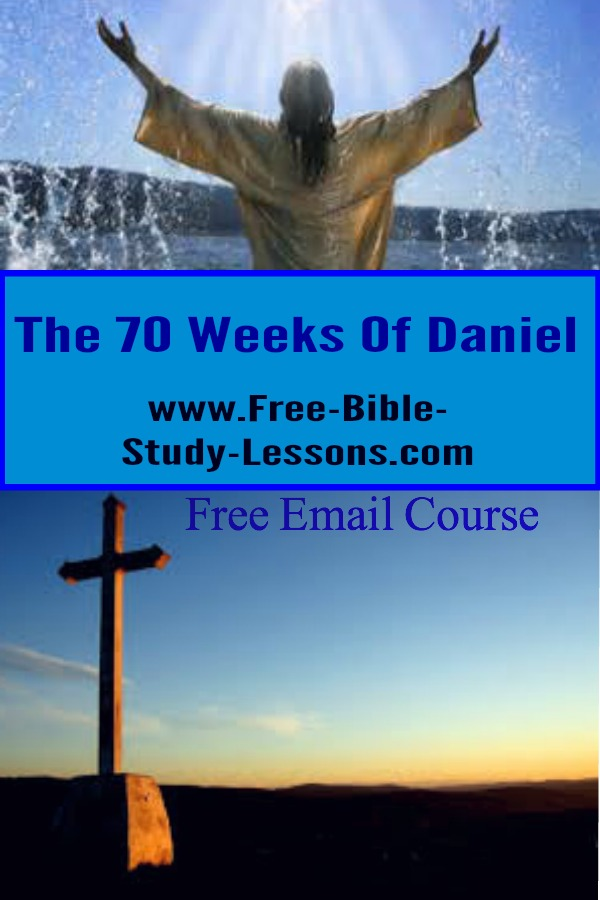 Discover the Truth about the 70 Weeks of Daniel.  It is all about Jesus!  Base your understanding on Scripture not sensationalism.