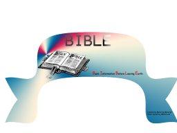 Bible Ribbon
