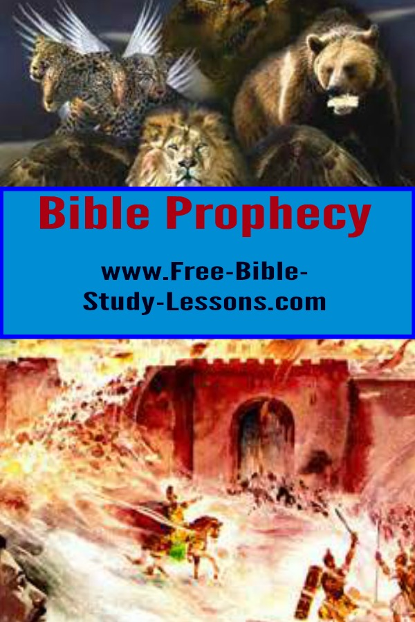 Bible Prophecy End Times is a must abused subject, but Scripture is clear.