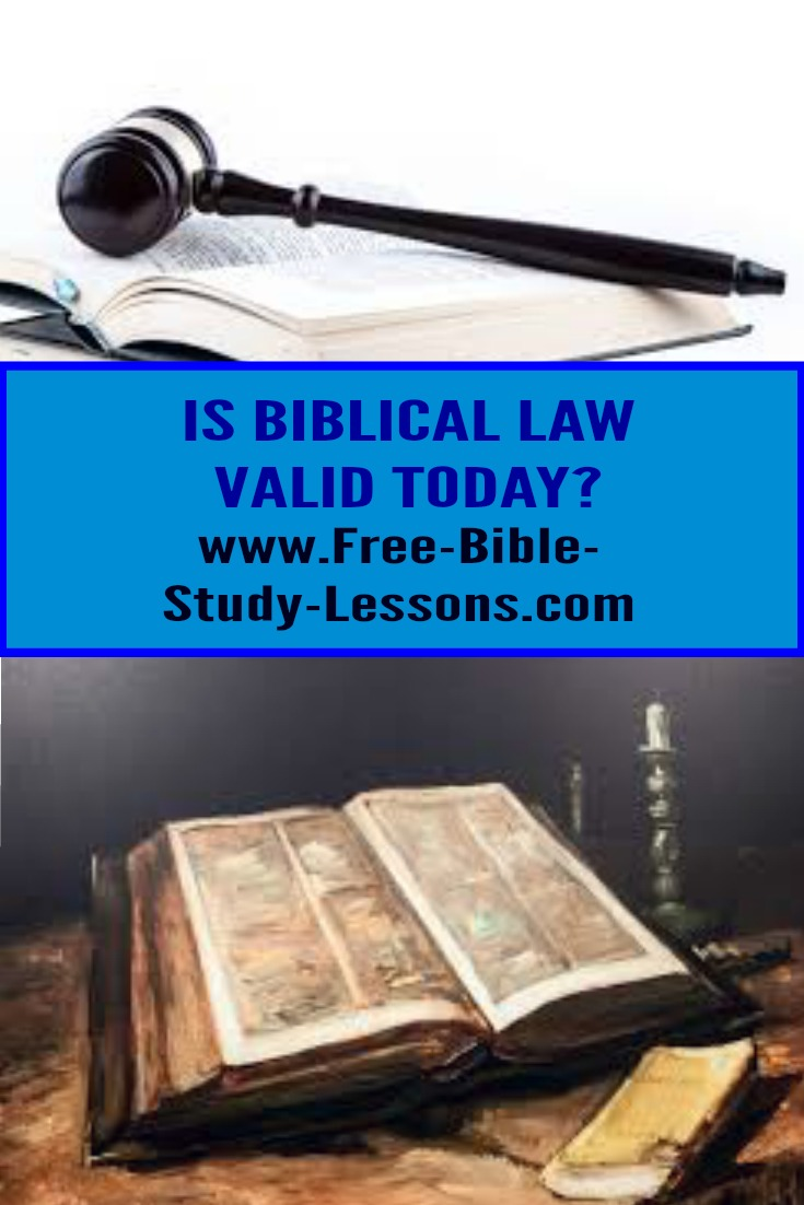 The Law of God is vital in expanding the Kingdom of God on earth for the glory of God.
