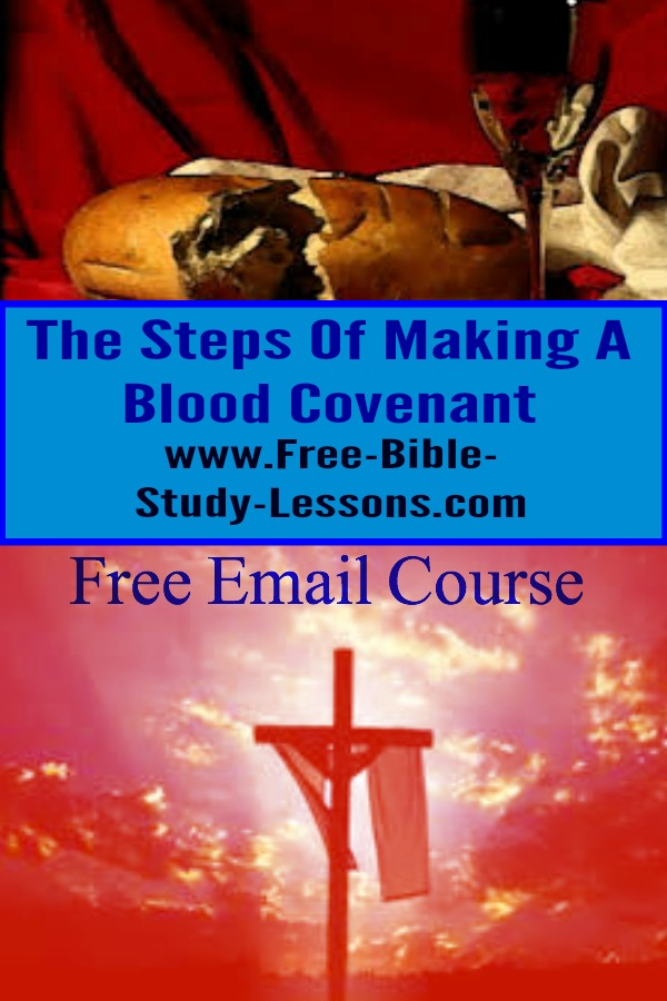 An understanding of the Blood Covenant made by Christ will lead you into a whole new life.