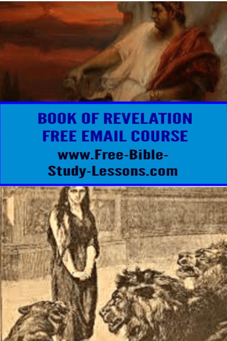 Let the Book of Revelation inspire you to live as God wants you to live in this present world.