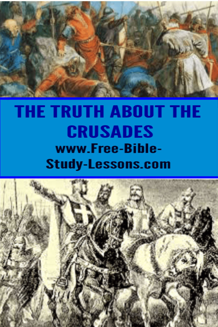 There is a lot said about the Crusades, but what is the truth?