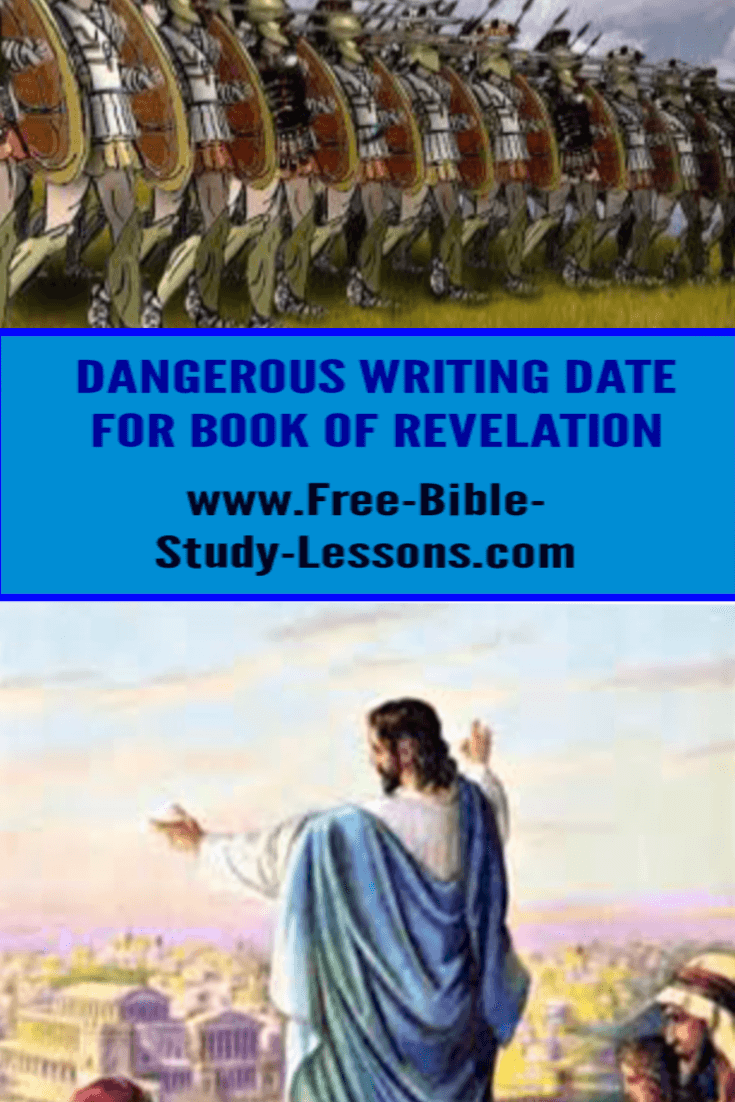 There is much misunderstanding about the date of revelation, but Scripture gives clear clues as to the answer.