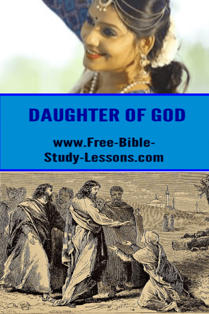 A daughter of God received a miracle because she was brave enough to do whatever it took.