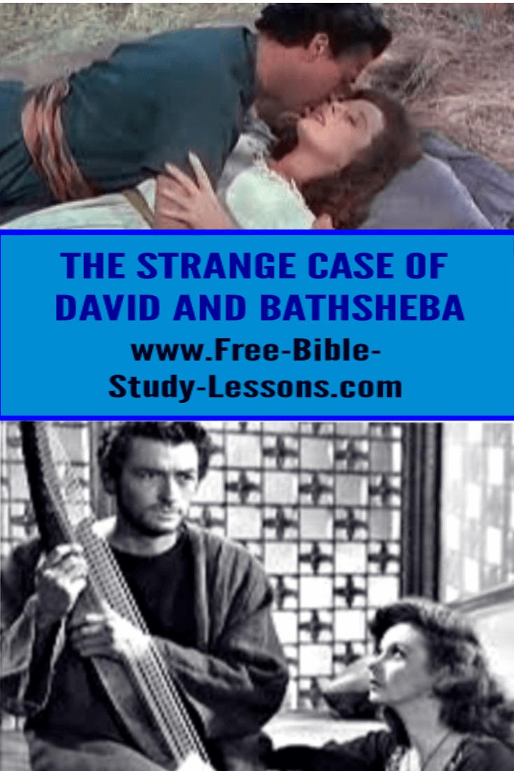 David and Bathsheba appeared to commit adultery and murder and get away with it.  Did God turn a blind eye to them?