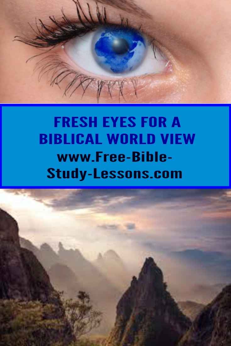 A truly Biblical world view depends on understanding Biblical symbols in their proper context.  #biblestudy #understandingscripture #christianworldview #christianity