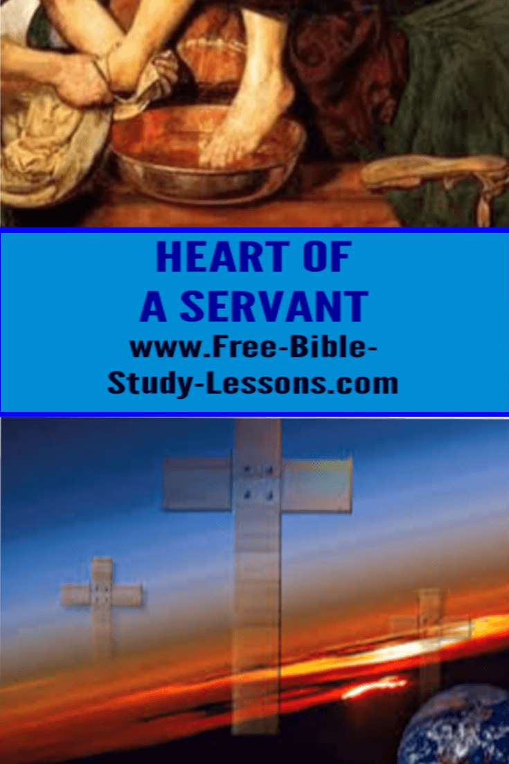 The heart of a servant is at the core of Christian living.