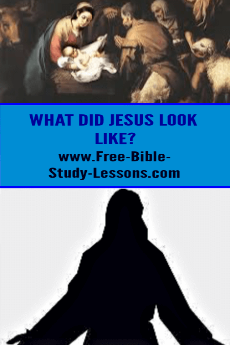 What does Jesus look like?  Are the images we see around us correct.  Or is the Truth something different?