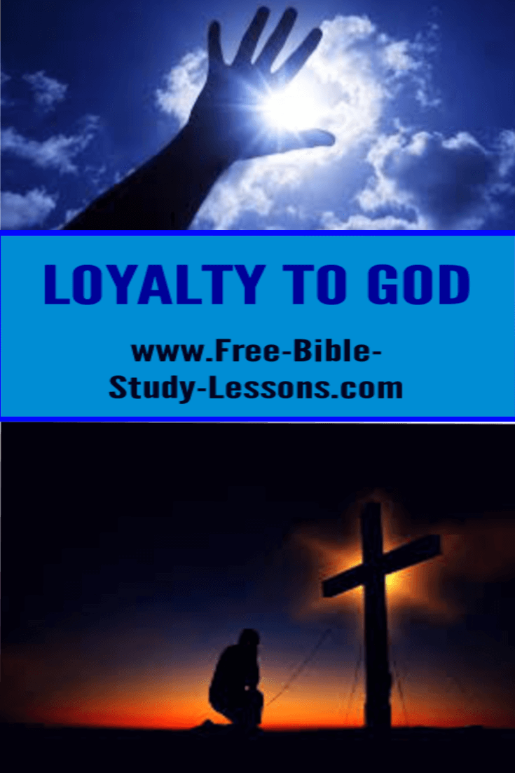 Jael's loyalty to God was revealed when she had an opportunity to betray the enemy of God's people.