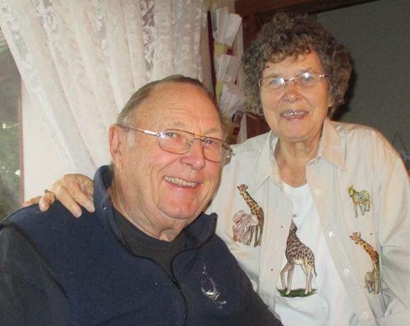 Rev. and Mrs. LeRoy Davis