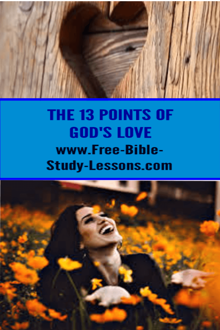 How amazing is the love of God!  Take this free email course and study it for yourself.
