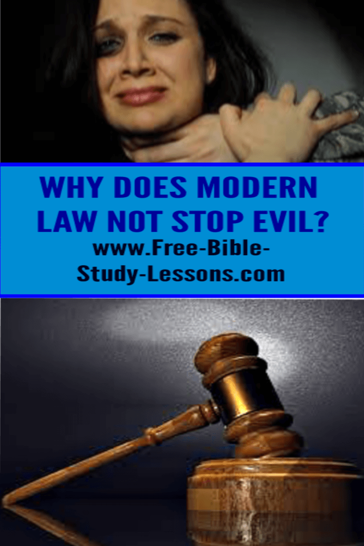 The two law systems are positive law and negative law.  Only one system works.  Which one do you think it is?