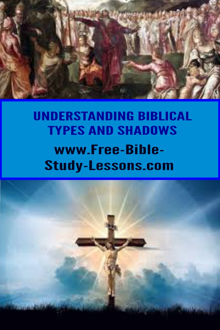 This article looks at how we can understand and apply Biblical types and shadows of the Old Testament in New Testament Times.
