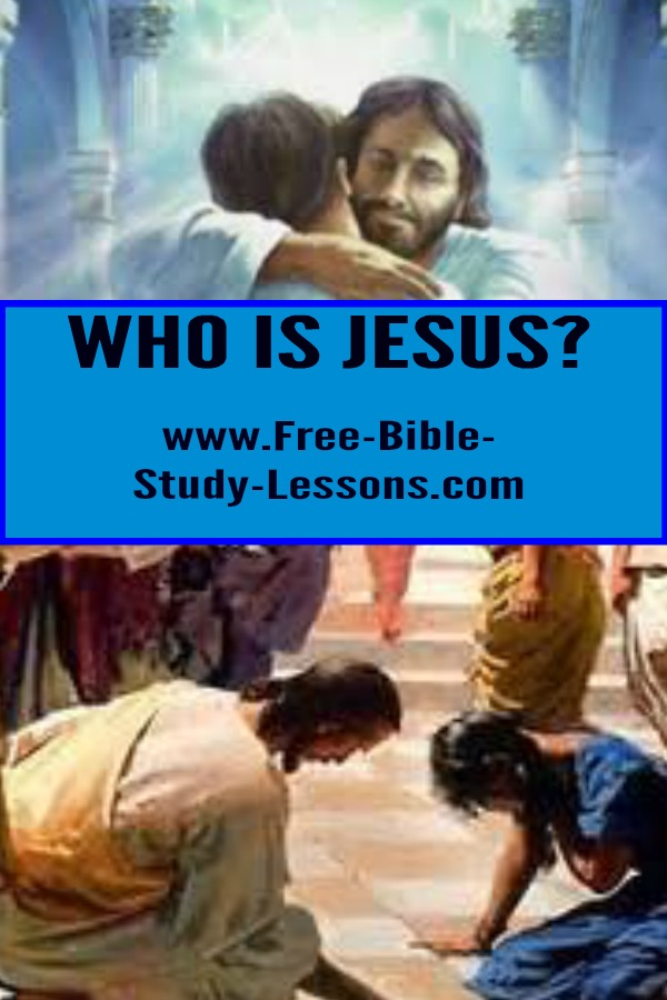 Who is Jesus?  Learn the Truth about His life and message to change your life.