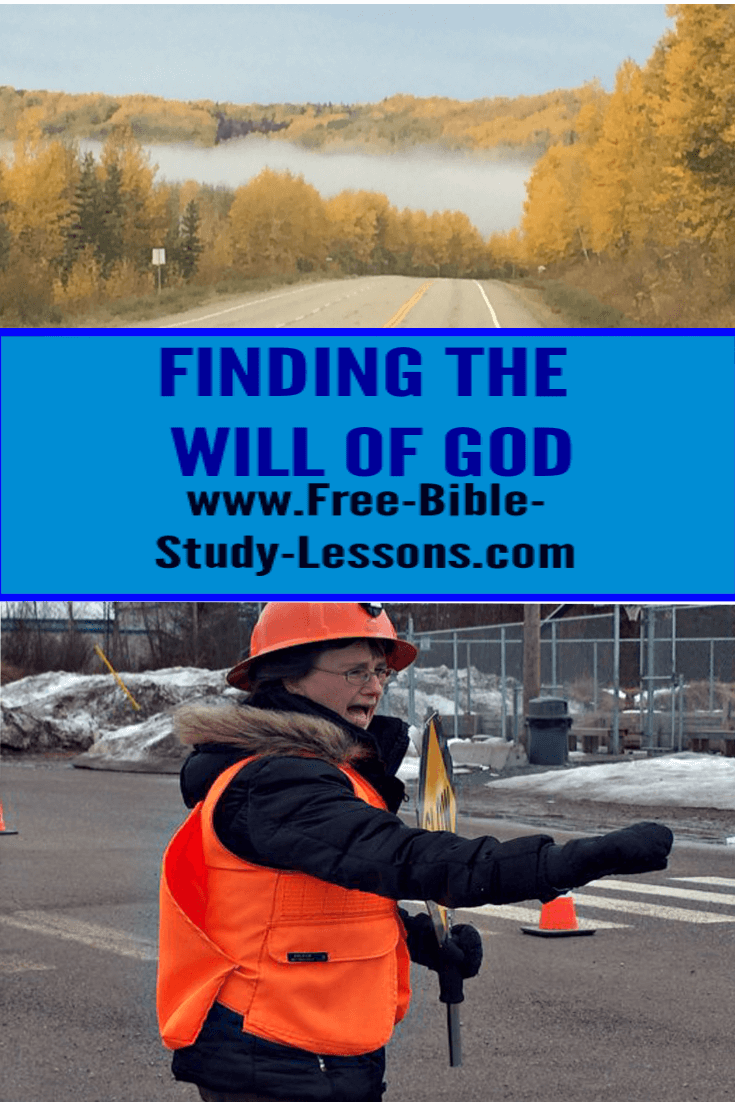 Finding the will of God may seem  challenging until we understand these principles.