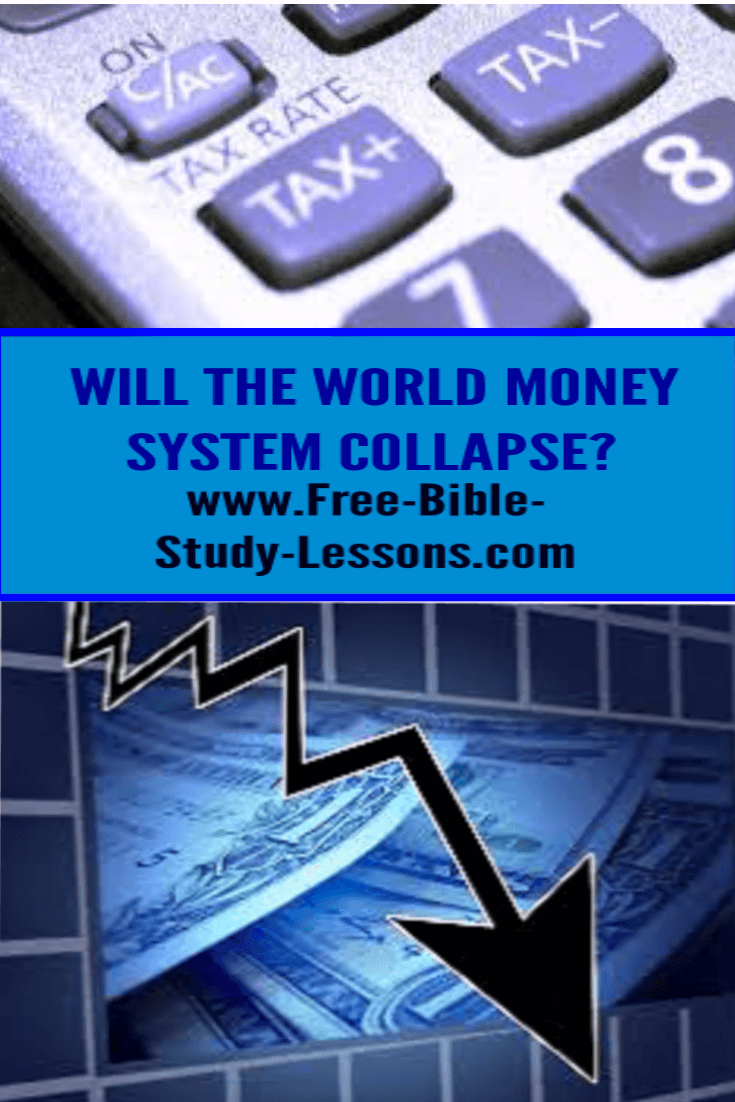 The current world money system, based on theft, must be replaced by a Biblical system.