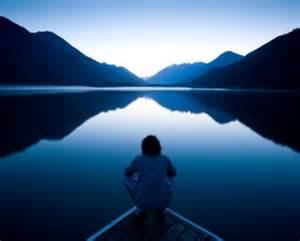 Stillness Lake Scene