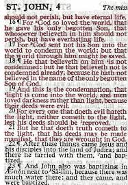 Are the words Jesus spoke - often written in red - more important than the rest of the Bible?  How did Jesus view Scripture?