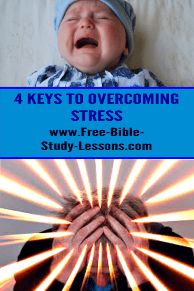 Learning the secrets of overcome stress will help us to become victors in life.